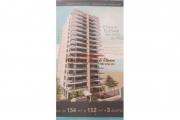 APARTAMENTOS ; 230 m² área total apartamento+garagem ; Planta 01 c/ 152 m²   e Planta 02 c/ 154 m²  sendo ; 2 dorms. tipo apto e 1 suíte - cada apartamento.