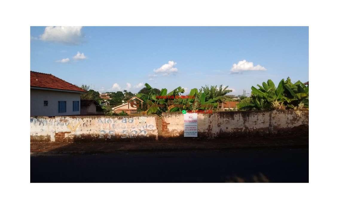 TERRENO REGIÃO CENTRAL